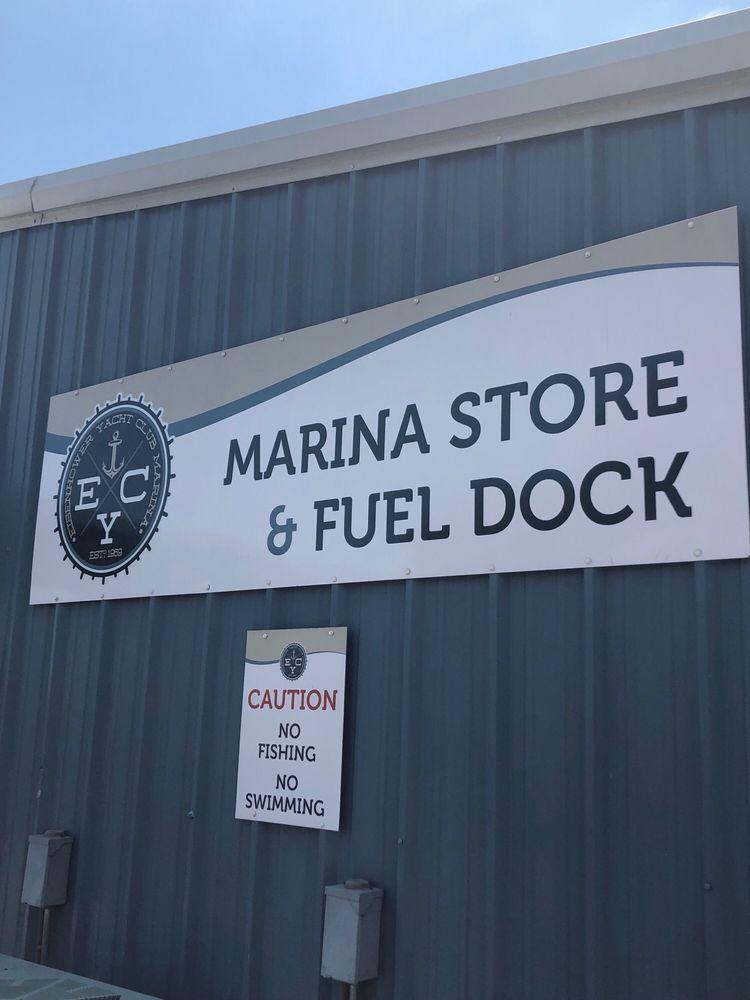 Eisenhower Yacht Club: 2141 Park Road 20, Denison, TX