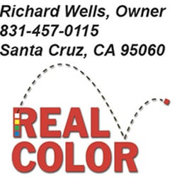 Real color printing services 403 swift st santa cruz ca photo of real color santa cruz ca united states serving the community malvernweather Images