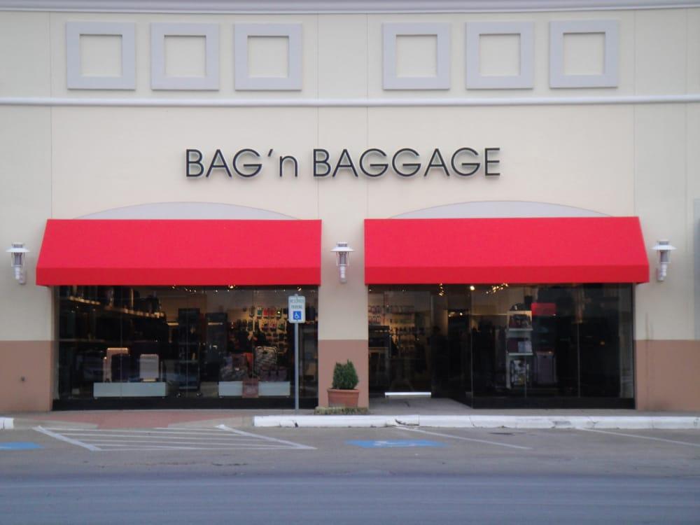Bag'n Baggage: 8416 Preston Rd, Dallas, TX