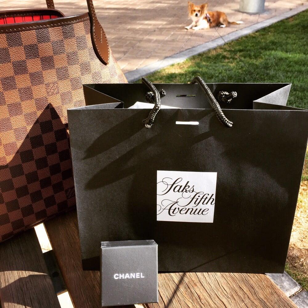 5af2d7c08519 Photo of Saks Fifth Avenue - Phoenix, AZ, United States. Saks bag but