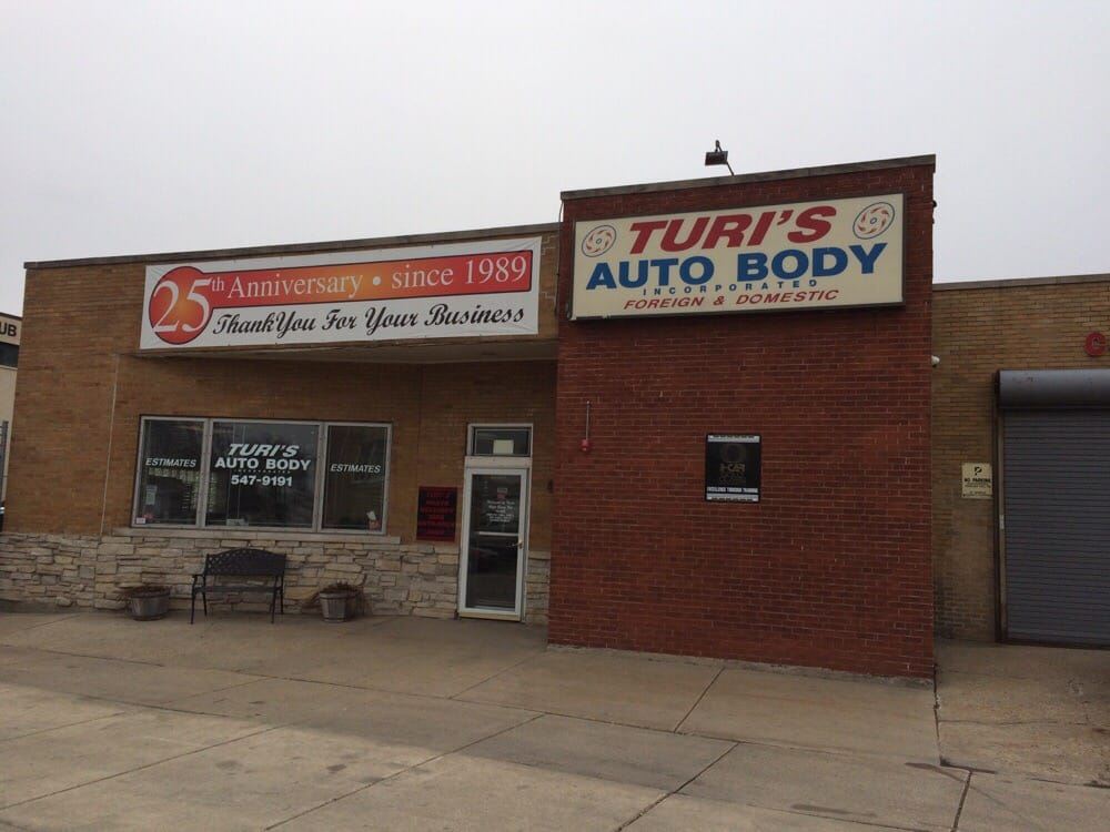 Turi's Auto Body: 4012 Saint Paul Ave, Bellwood, IL