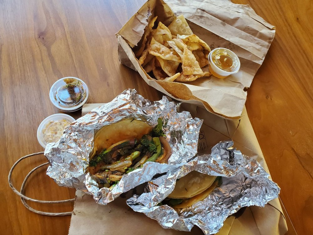 The Skinny Taco: 8655 US Rte 24, Cascade, CO
