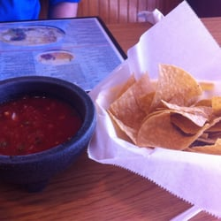Photo Of Guerrero Mexican Restaurant Pooler Ga United States Salsa