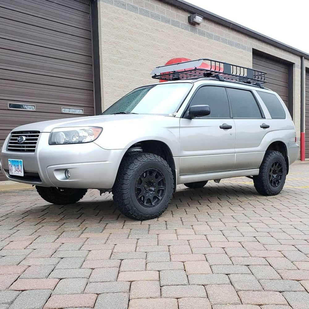 Subaru Forester Suspension lift kit installation - Yelp