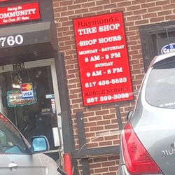 Raymond S Tire Shop 19 Reviews Tires 760 Blue Hill Ave Boston