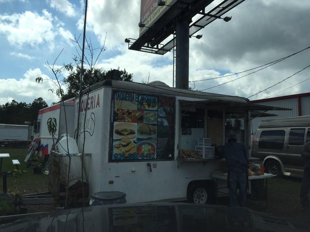 Taqueria El Vaquero: 16362 Hwy 105, Conroe, TX