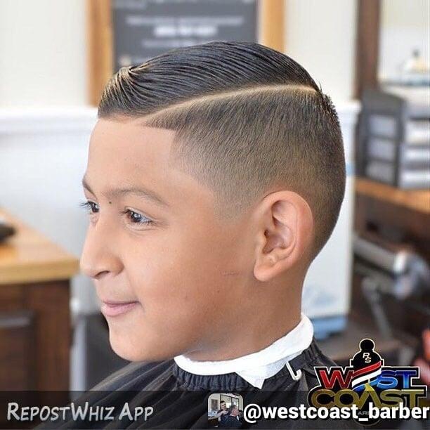 Kids Haircut By Barber Raul Yelp
