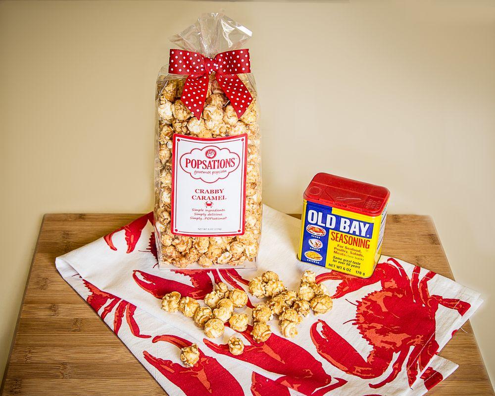 Popsations Popcorn Company