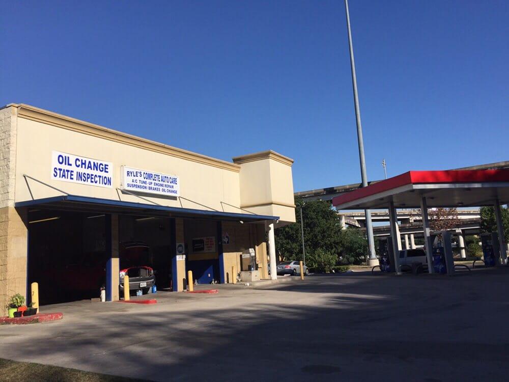 Photo of Ryle's Complete Auto Care: Houston, TX