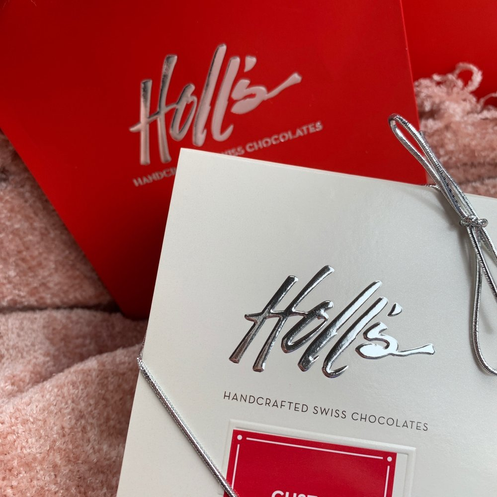 Food from Holl's Chocolate