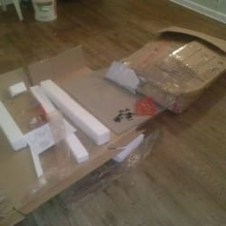 Photo Of Todayu0027s Furniture   Jamaica, NY, United States. Unassembled U0026  Badly Boxed