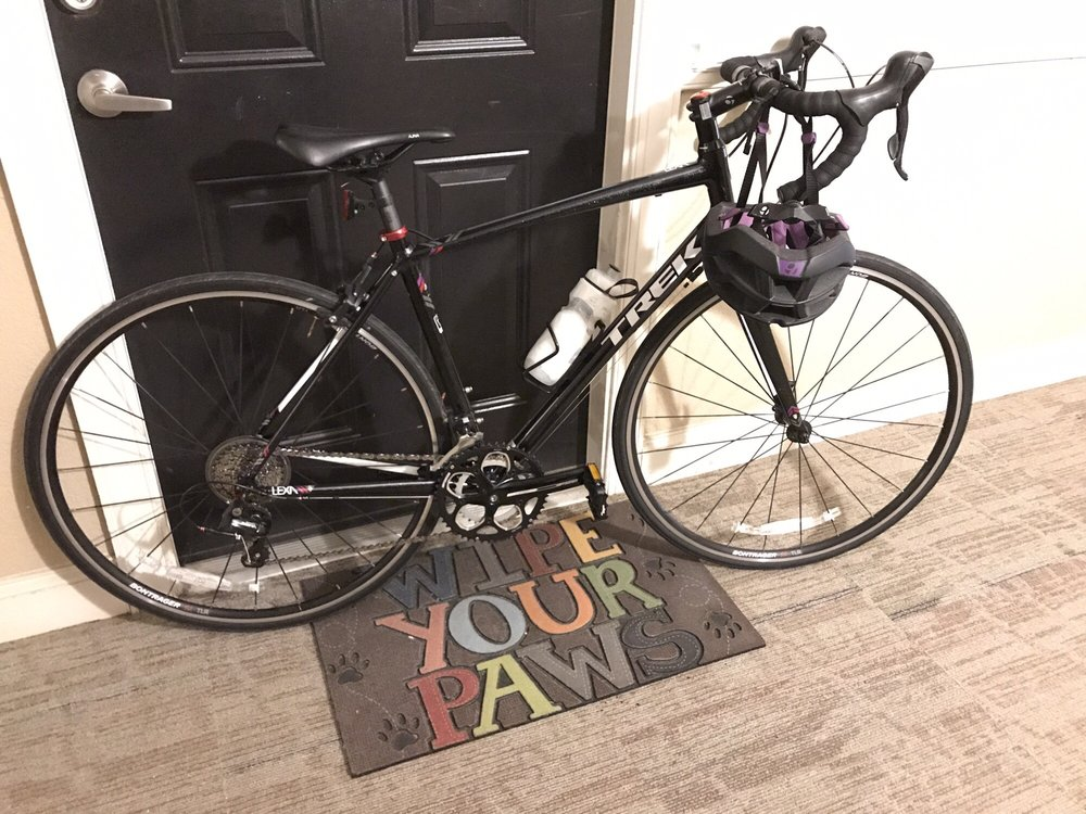 Cycling Spoken Here