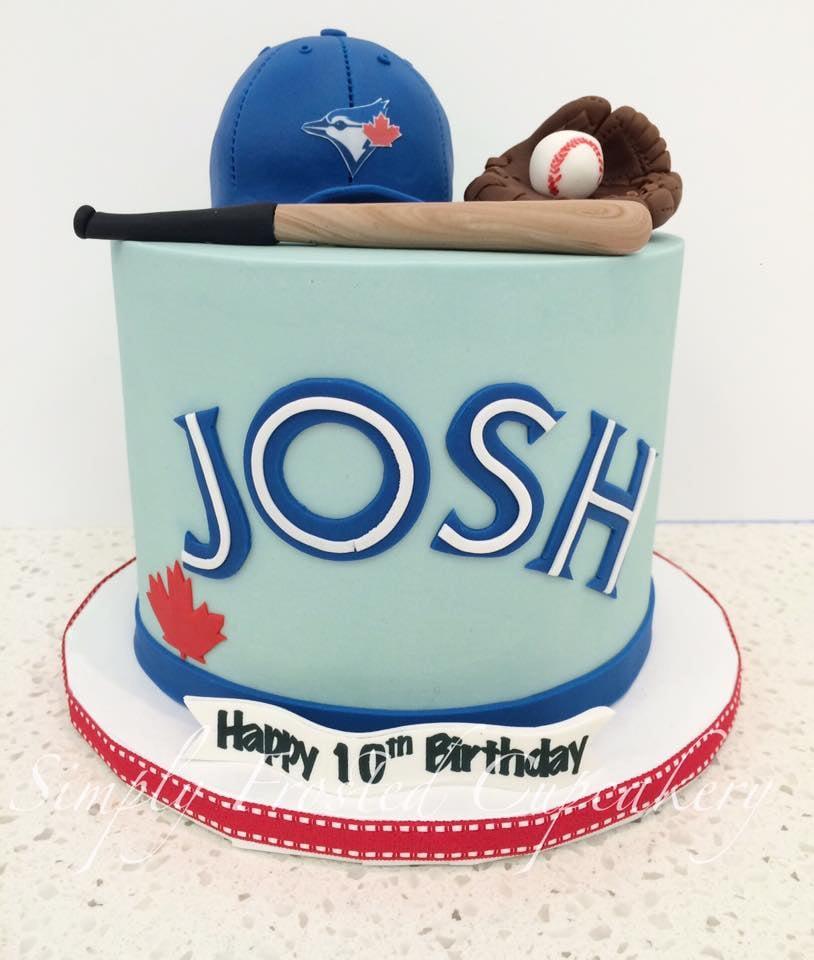 Blue Jays birthday cake Yelp