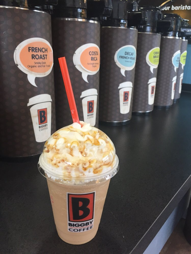 Social Spots from BIGGBY COFFEE