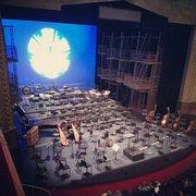 Théâtre du Châtelet - Paris, France. Orchestres en fete 2012, un concert gratuit dans un lieu d'exception !