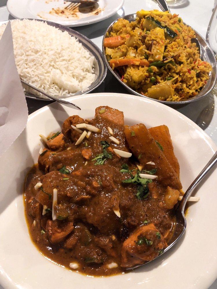 Taste of India & Nepal: 330 N Main St, Pocatello, ID