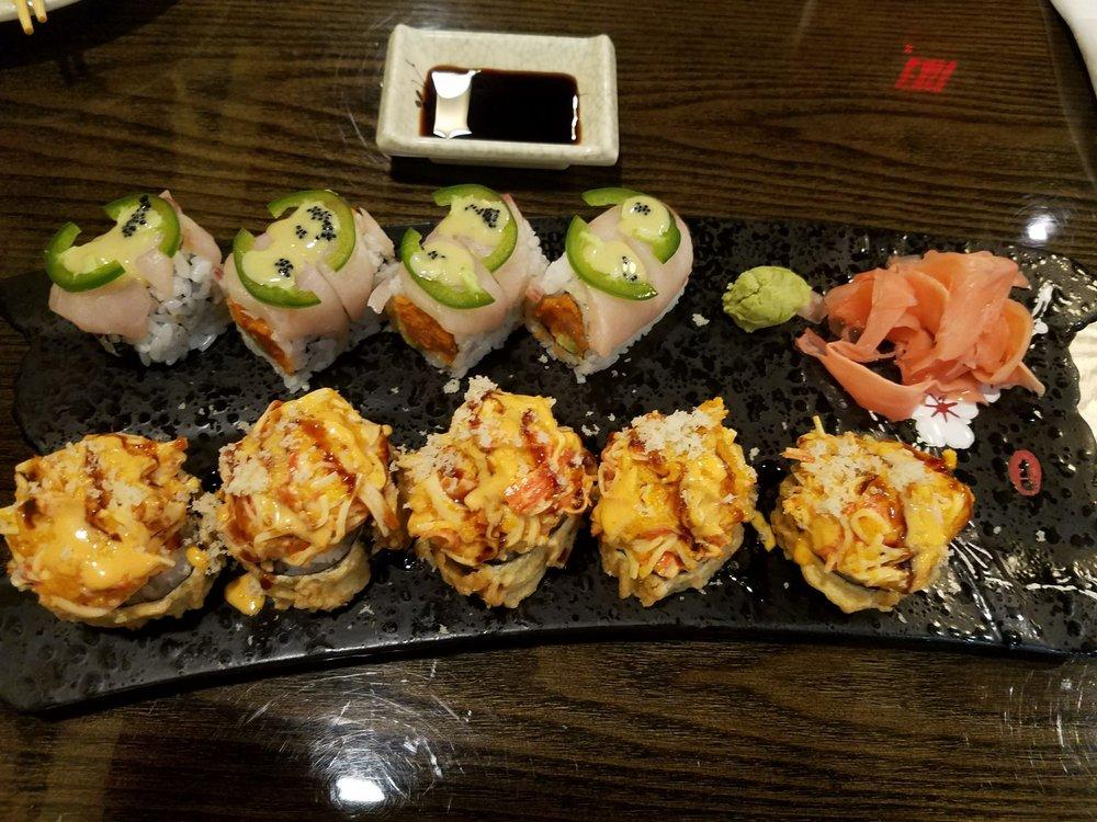 Sakana Japanese Grill & Sushi: 626 S Andover Rd, Andover, KS