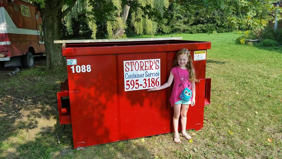 Storer's Container Service: 7534 Rt 380, Stockton, NY
