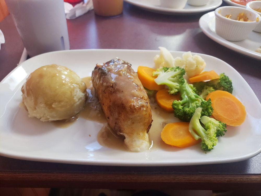 Food from Cabanas Salvadorean Restaurant