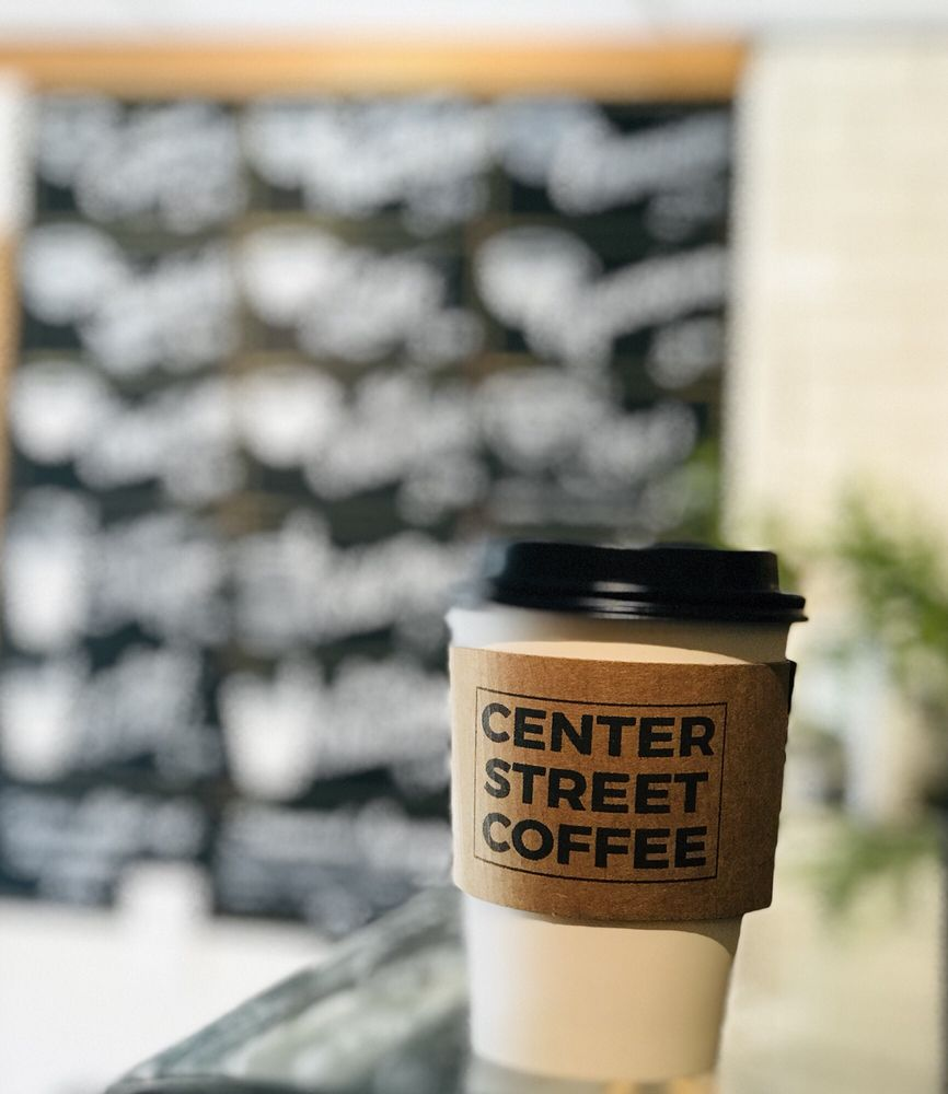 Center Street Coffee: 18 Ctr St, Folly Beach, SC