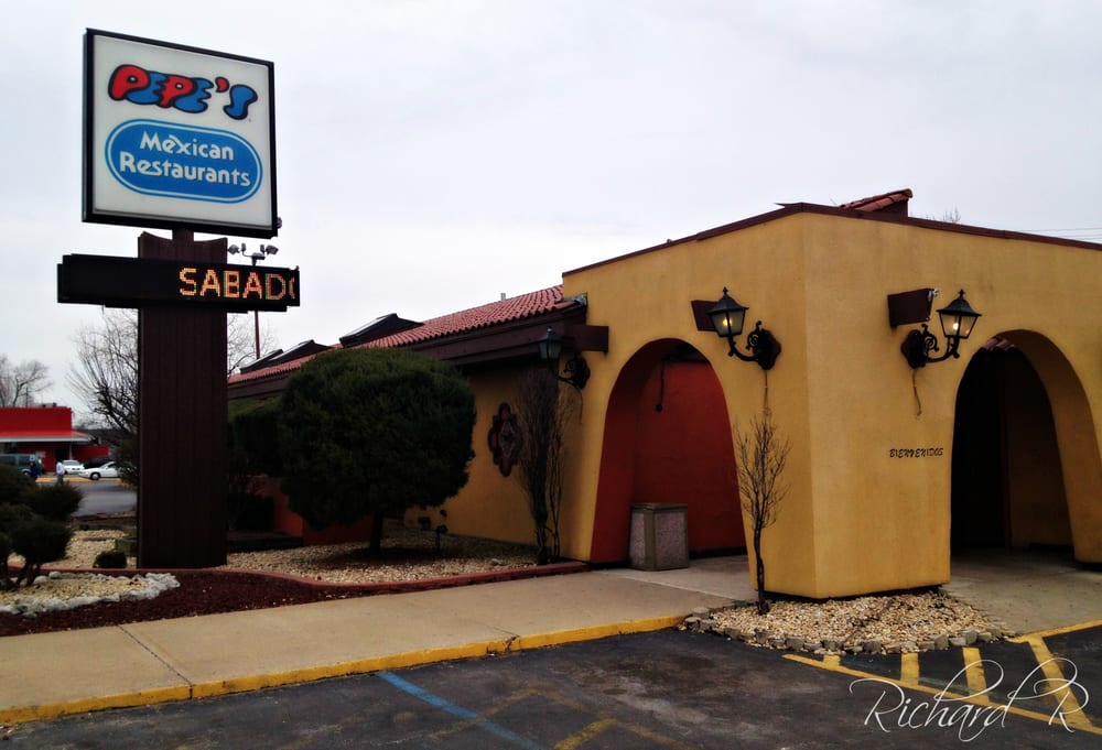 Pepe S Mexican Restaurant Calumet City Il