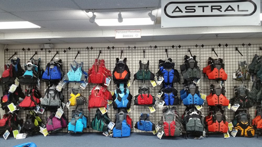 Get:Outdoors Paddlesports: 1515 W Gate City Blvd, Greensboro, NC