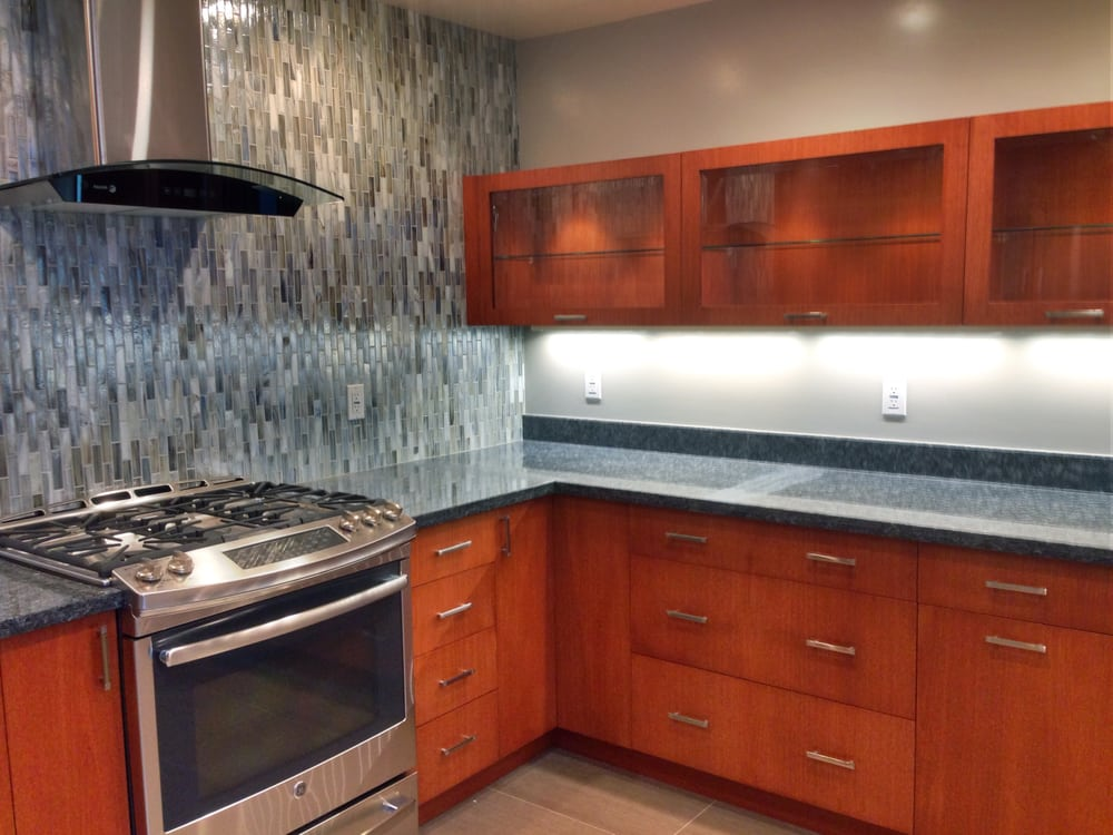 We maintained a very open kitchen design and still have for Kitchen design yelp