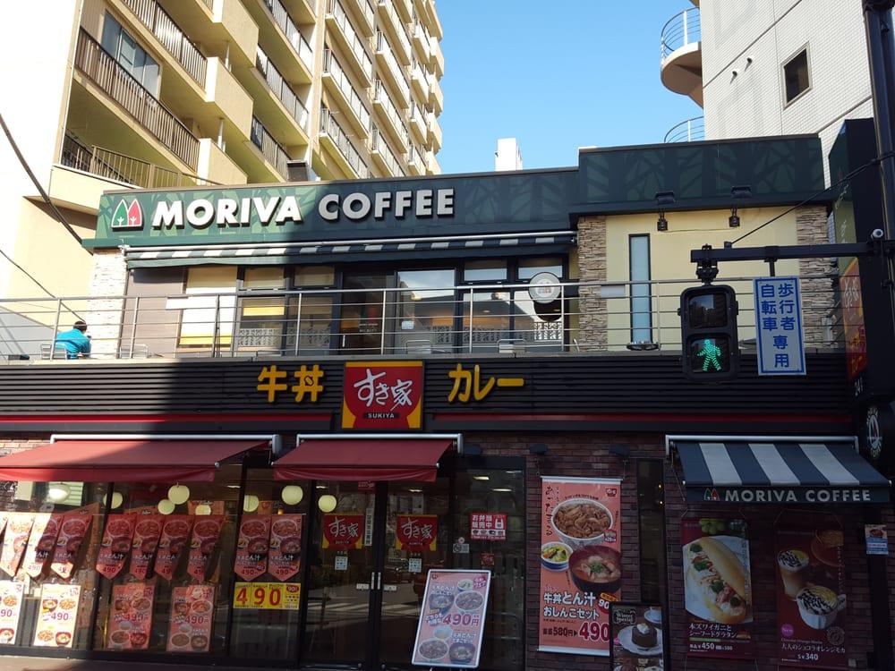 Moriva Coffee Takeshiba