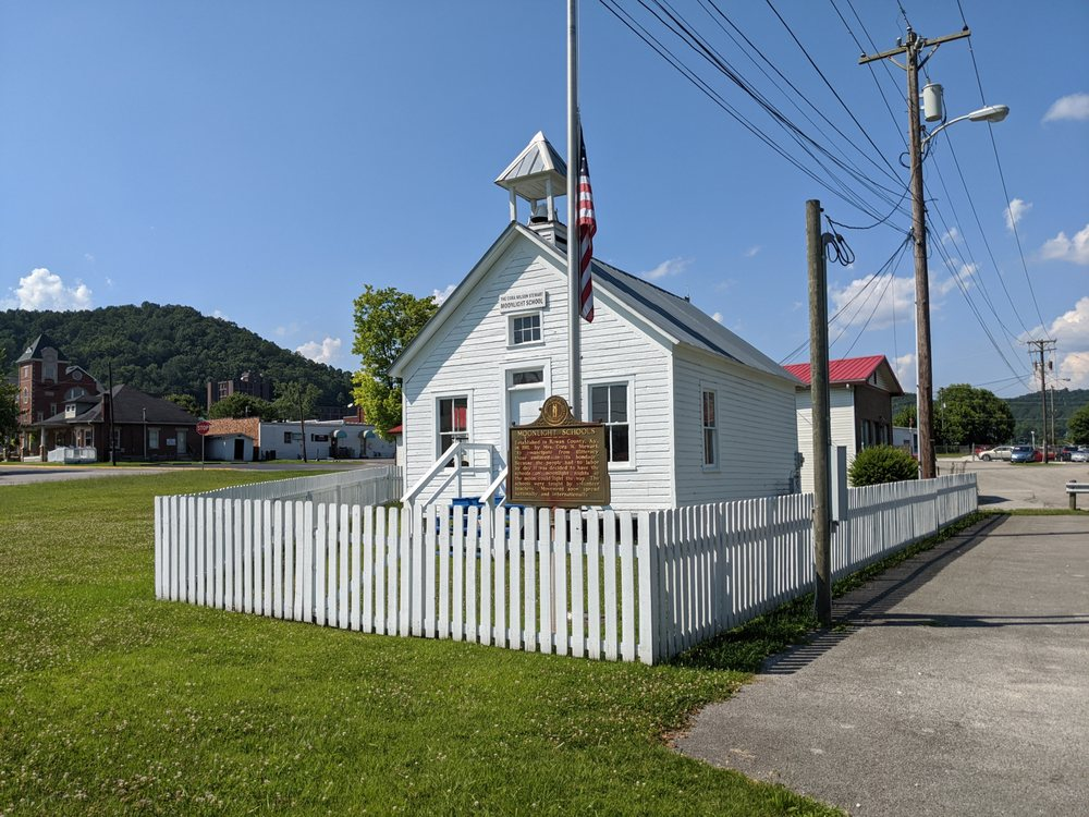 Moonlight Schools Historical Marker: 189 E First St, Morehead, KY