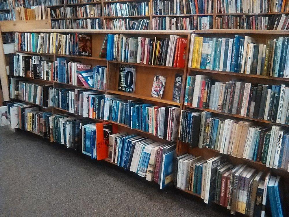 Books Read & Books New: 3886 Center St NE, Salem, OR