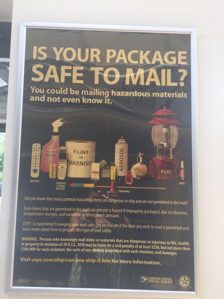 US Post Office: 3000 Green Rd, Ann Arbor, MI