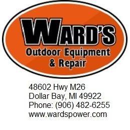 Ward's Outdoor Equipment & Repair: 48602 Hwy M26, Dollar Bay, MI