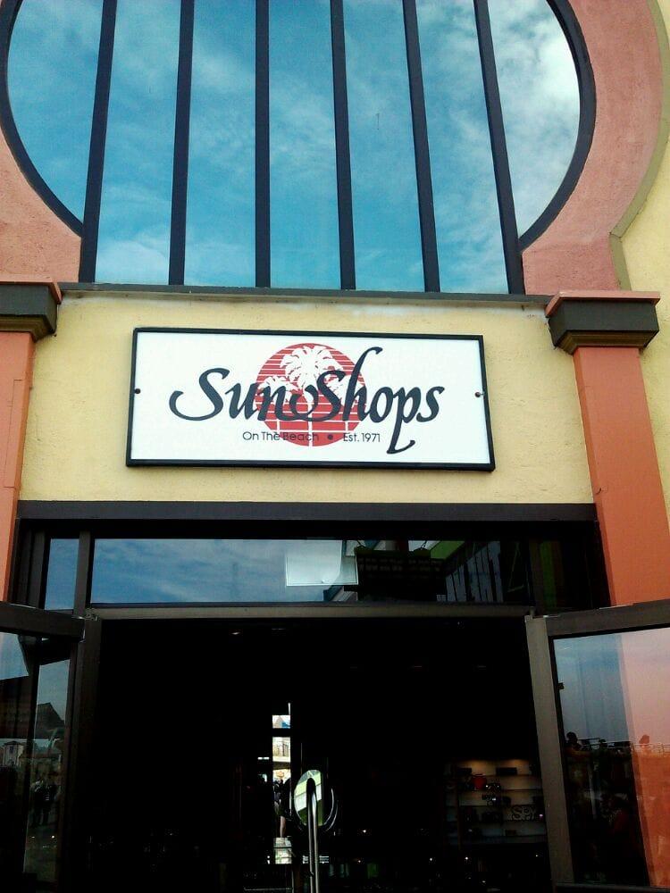 Sun Shops
