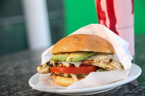 Strip burger las vegas strip