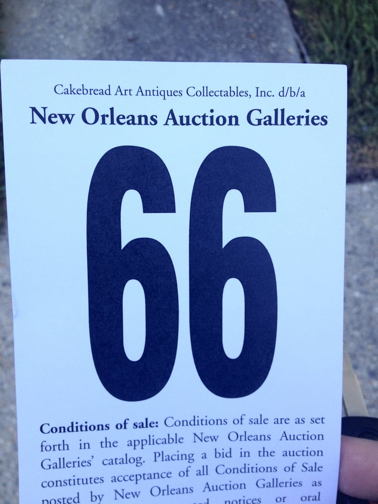 New Orleans Auction Galleries