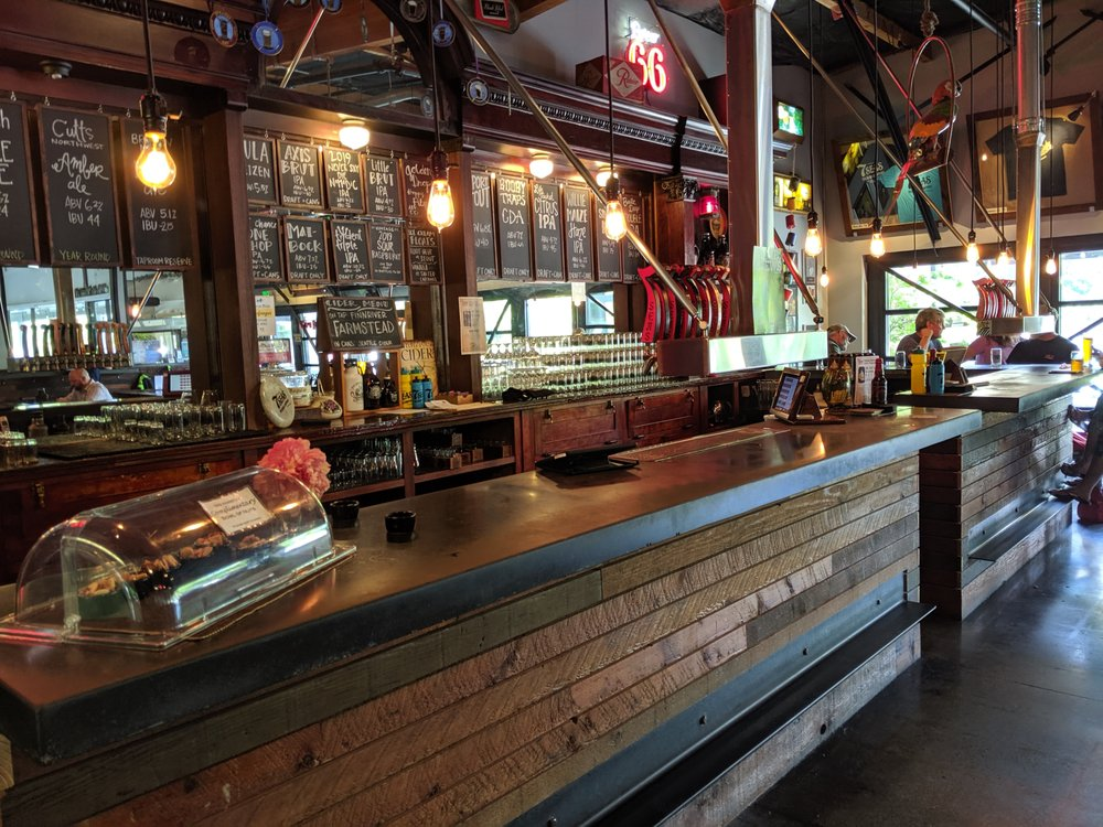 7 Seas Brewing: 3006 Judson St, Gig Harbor, WA