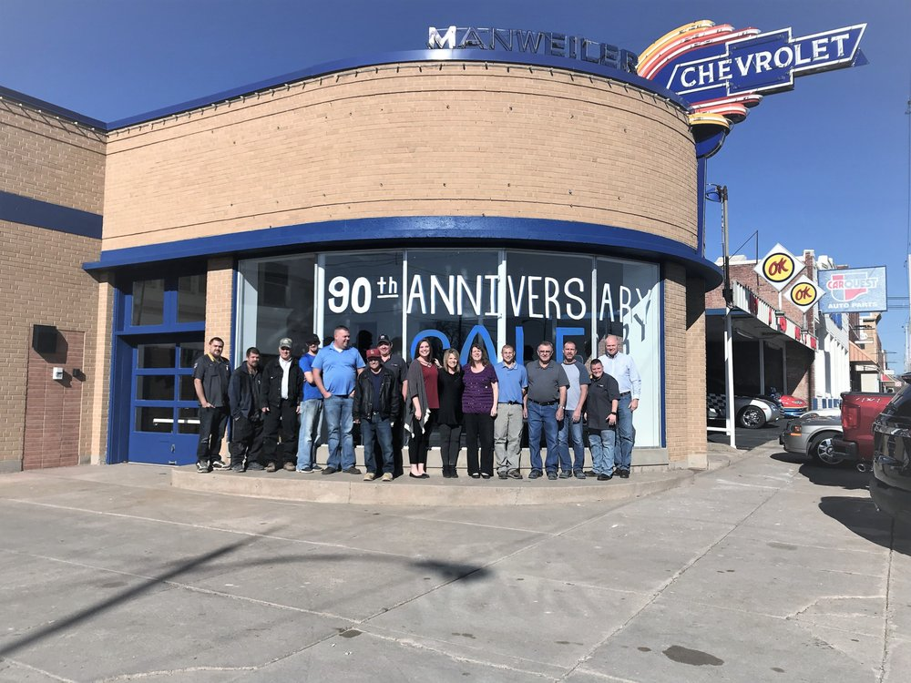 Manweiler Chevrolet Co Car Dealers 271 S Main St