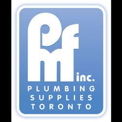 P M F Plumbing Supplies Toronto Hardware Stores 1775 Bonhill