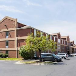 Photo Of Comfort Inn At Joint Base Andrews Clinton Md United States