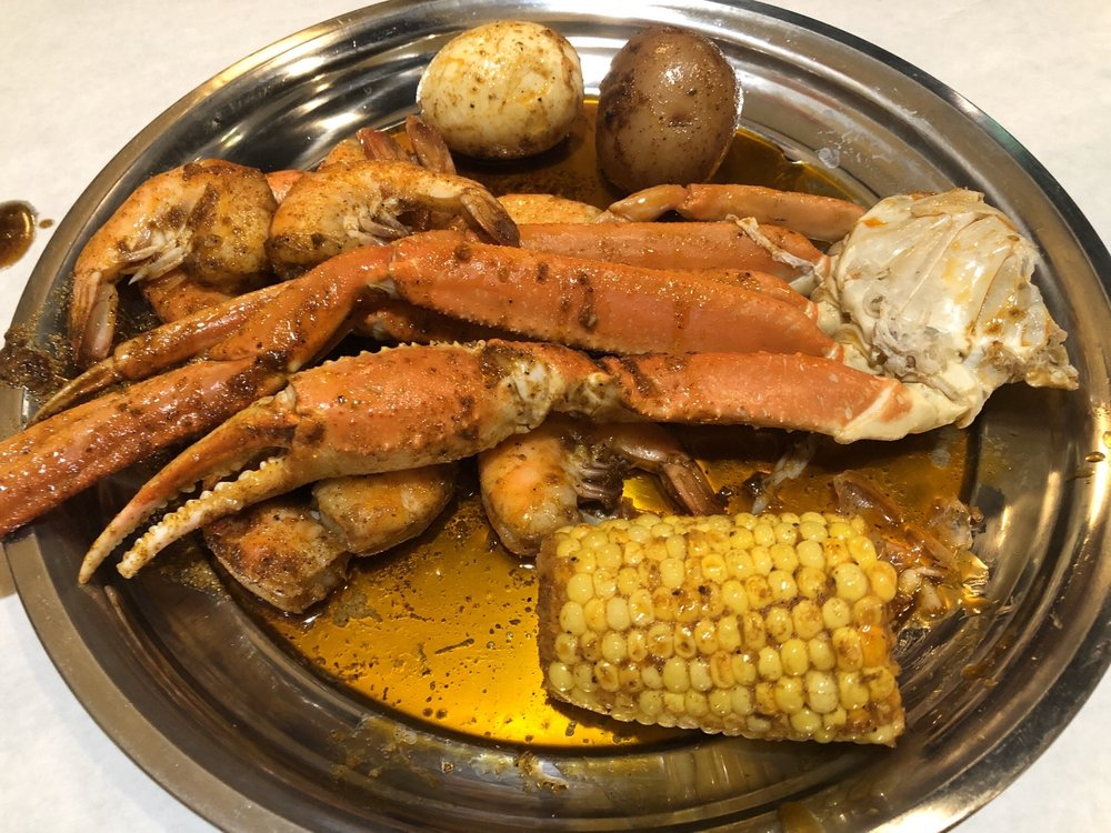 Food from Yummy Crab