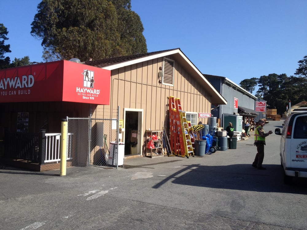 Photo Of Hayward Lumber Pacific Grove Ca United States