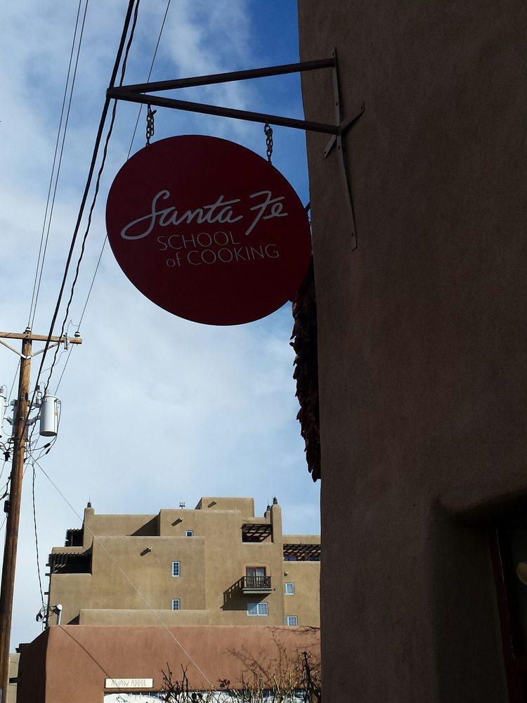 Santa Fe School of Cooking: 125 N Guadalupe St, Santa Fe, NM