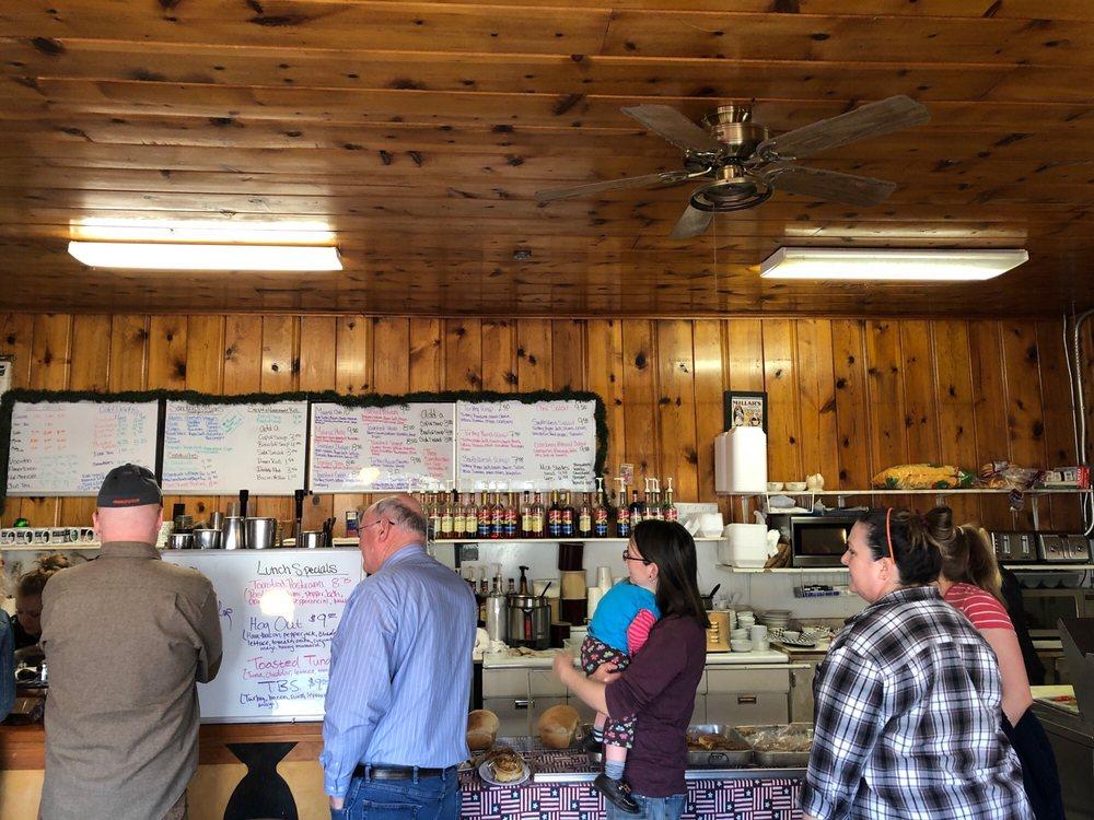 Randy's Main Street Coffee: 250 N Main St, Brownsville, OR