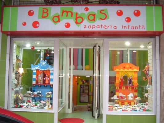 Bambas zapateria infantil malia o cantabria n mero de for Zapateria infantil