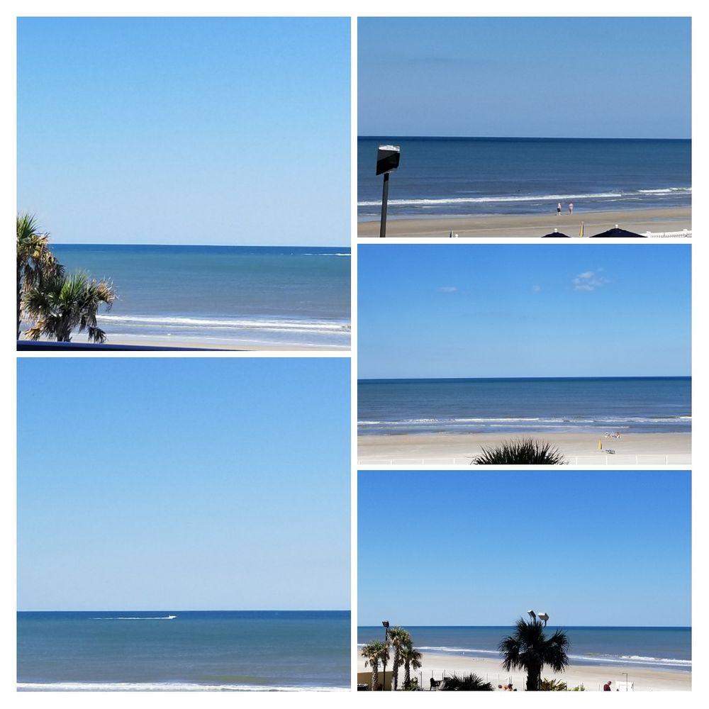 North Daytona Beach Hotels: Hampton Inn Daytona Beach/Beachfront