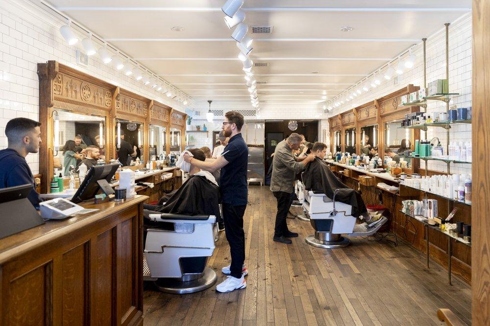 Fellow Barber: 5 Horatio St, New York, NY