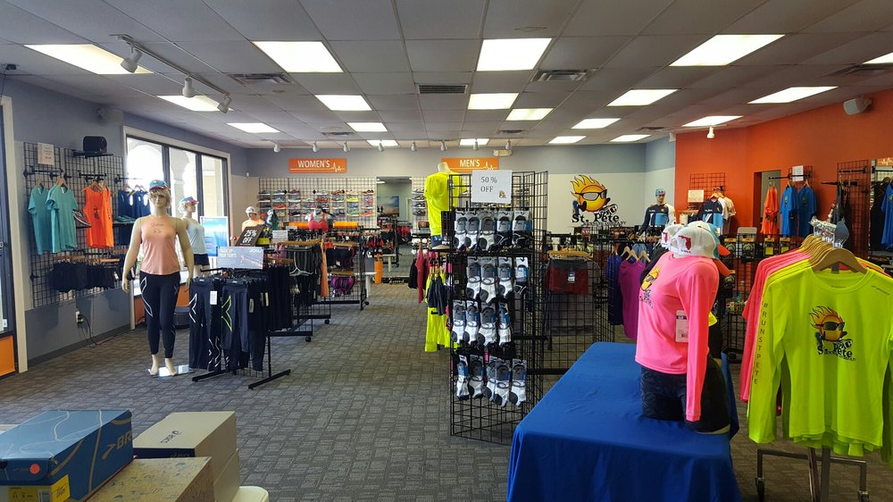 St. Pete Running Company: 6986 22nd Ave N, St. Petersburg, FL