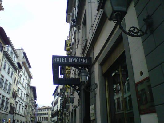 Hotel Bonciani Firenze Numero Di Telefono