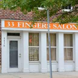 33 fingers salon peluquer as 8841 arbor creek dr