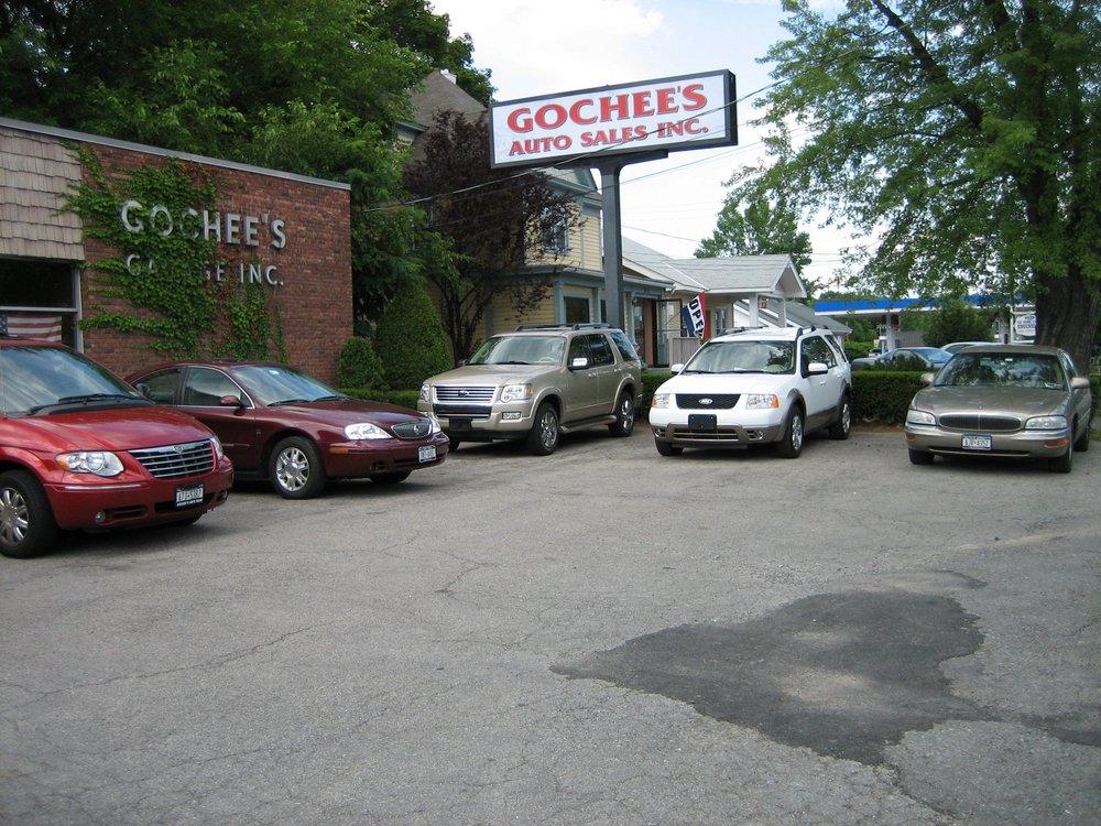 Gochee's Garage: 329 Delaware Ave, Delmar, NY